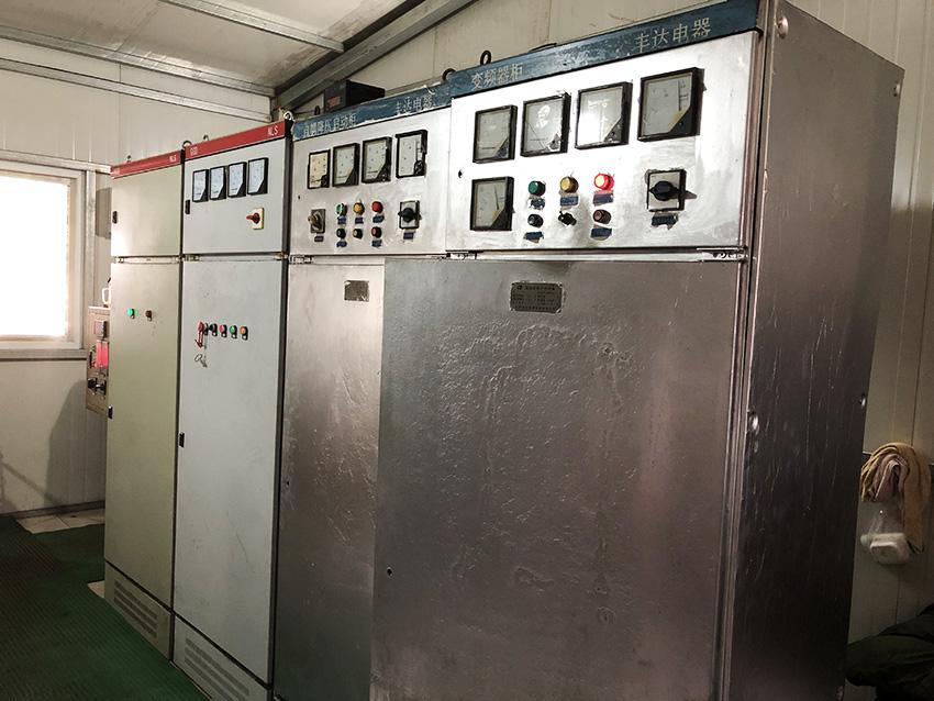 司炉控制室